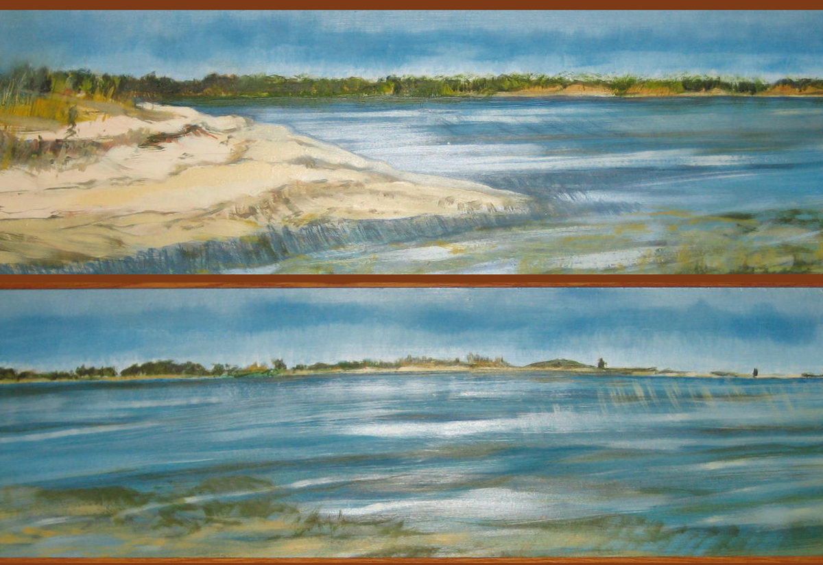"""North Haven – Parts I and II"""